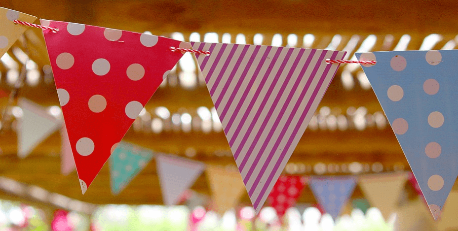 Gør fødselsdagen unik for fødselaren!